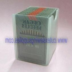 100 Organ Titanium DBXK5 Commercial Embroidery Machine Needl