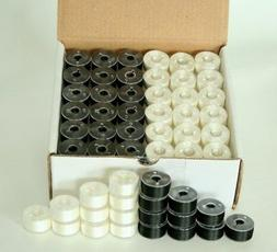 144 PREWOUND BOBBINS 4 Janome MACHINE EMBROIDERY THREAD