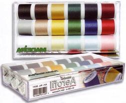 Madeira 20928041 Aerofil Thread 18 Spool Gift Box