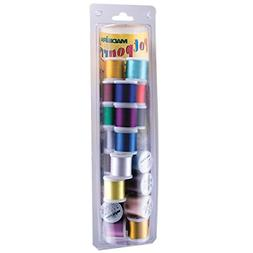 Madeira 20928077R Potpourri Embroidery Thread Value Pack Ray