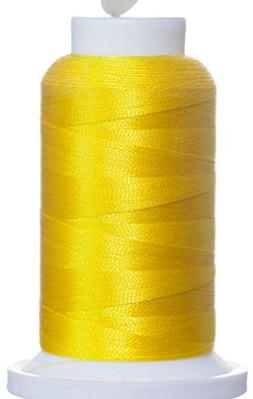 1M-2385 BFC Poly Machine Embroidery Thread, 40 Wt, 1000m, Br