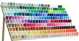 260 spools polyester machine embroidery