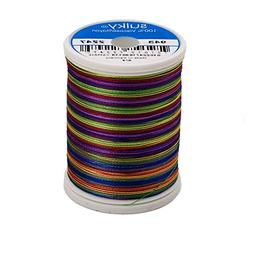 Sulky Of America 268d 40wt 2-Ply Variegated Rayon Thread, 85