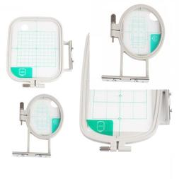 3-Piece Embroidery Hoop Set for Brother Machines - SE400 SE4