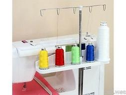 5 SPOOL THREAD STAND FITS JANOME EMBROIDERY MACHINES  10000