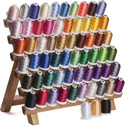 Simthread 63 Brother Colors Polyester Machine Embroidery Thr