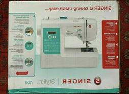 SINGER 7258 Sewing Machine 100-Stitch Stylist Computerized S