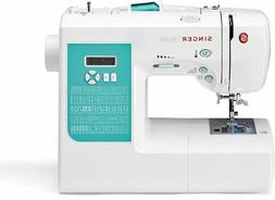 SINGER 7258 Stylist Award-Winning 100-Stitch Computerized Se