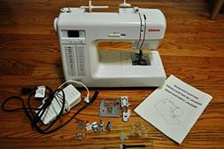 Janome 8077 Computerized Sewing Machine with 30 Built-In Sti