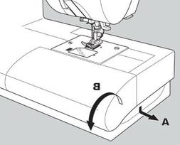 Singer 9985 Quantum Stylist Touch Computerized Sewing Machin