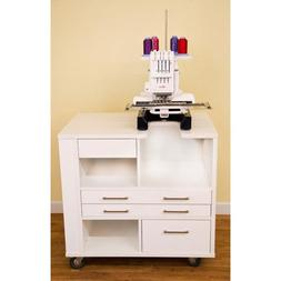 Ava Embroidery Sewing Cabinet for BabyLock/Brother