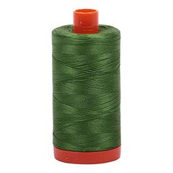 Aurifil A1050-2902 Solid 50wt 1422yds Light Laurel Green Mak