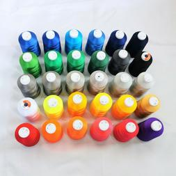Embroidery Machine Thread Polyester Theards, Bobbin Threads,