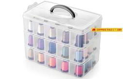 Bins  Things Stackable Storage Container with 30 Adjustable