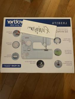 BRAND NEW Brother Full-Size Sewing Machine 17 Stitch LX3817A