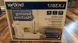 BRAND NEW Brother LX3817 17-Stitch Full-size Sewing Machine
