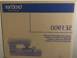 ✅Brother SE1900 Sewing & Embroidery Machine 🚚 BRAND NEW