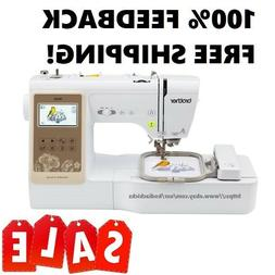 brand new se625 computerized sewing and embroidery