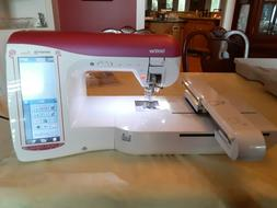 Brother Innov-is 5000 Laura Ashley Sewing and Embroidery Mac