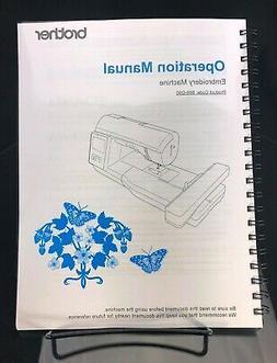 Brother Innov-ís NQ1600E Embroidery Sewing Machine Manual U