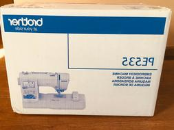 🌷Brother PE535 Computerized Embroidery Machine NEW SEALED