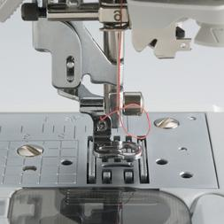 Brother SE400 Combination Computerized Sewing and 4x4 Embroi