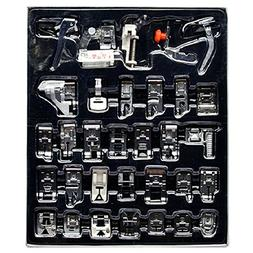 Chariot - Embroidex - Huge Collection of 32 Sewing Presser F
