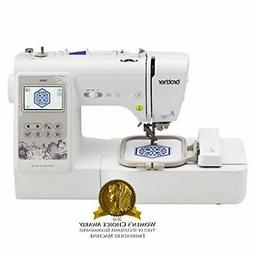 "Brother Computerized Sewing and Embroidery Machine with 4"" x"