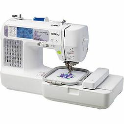 Brother Computerized Sewing Embroidery Machine Combination S