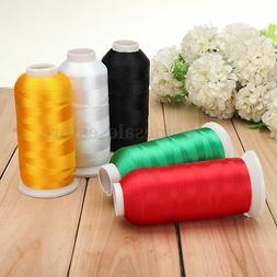 5000M Cones Bobbin Embroidery Quilting Polyester Thread Line