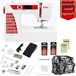 Janome DC2015 Limited Edition Computerized Sewing Machine w/