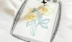 Design Hoop for Husqvarna Viking Designer Embroidery Machine