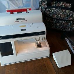 Husqvarna Viking Designer 1 Sewing Machine w/ Embroidery Arm