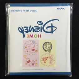 Disney Stitch Embroidery Designs Card for Brother Disney Emb