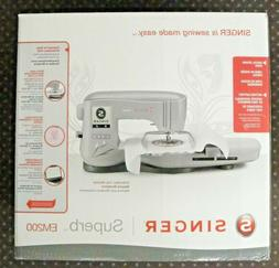 Singer | Superb EM200 Embroidery Sewing Machine Including 20