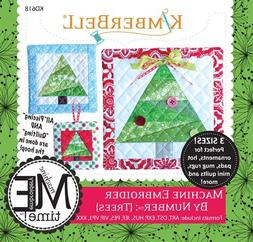 Kimberbell Embroider by Number Tree Machine Embroidery CD KD