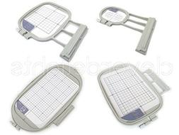 4-Piece Embroidery Hoop Set - Replaces SA437 SA438 SA439 SA4