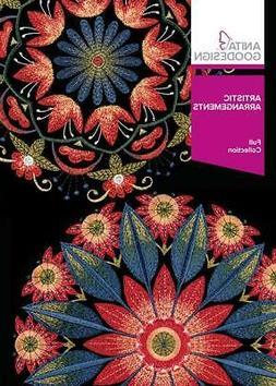 Anita Goodesign Embroidery Design CD ARTISTIC ARRANGEMENTS N