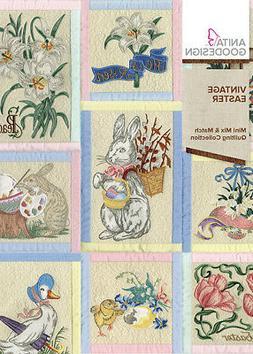 Anita Goodesign Embroidery Designs - Vintage Easter
