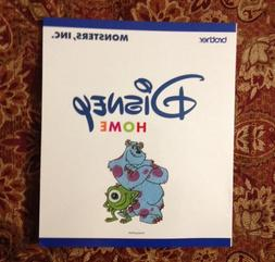 Embroidery Designs Card Monsters Inc  For Brother Disney Emb