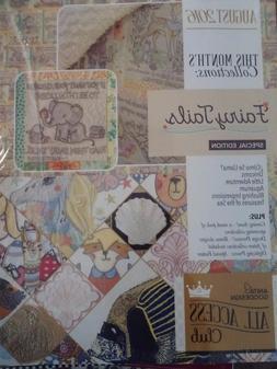 Anita Goodesign Embroidery Designs CD & Book All Access VIP