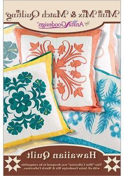 Anita Goodesign Embroidery Designs Hawaiian Quilt