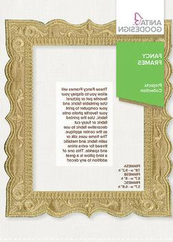 Anita Goodesign Embroidery Designs Projects Fancy Frames