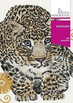 Anita Goodesign Embroidery Designs Wildcats