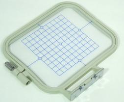 ThreadNanny 4-inch x 4-inch Medium Embroidery Hoop w/ Placem