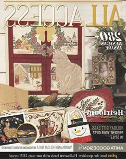 Anita Goodesign Embroidery Machine Designs All Access VIP Cl