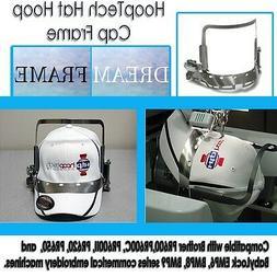 Embroidery Machine Hat Hoop Cap Frame - Dream Frame For Brot