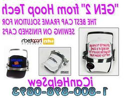 Embroidery Machine Hat Hoop Cap Frame - Gen 2 BabyLock 6 Nee