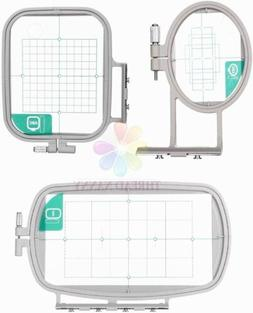 EMBROIDERY MACHINE HOOPS FOR BROTHER SE 350 SE400
