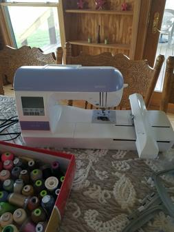 embroidery machine pe 770